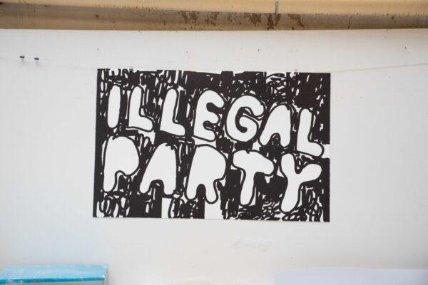 illegal-party-black-stefan-marx-lithograph-printing-house-paris-art