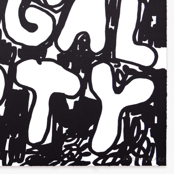 illegal-party-black-stefan-marx-lithograph-signature-artist