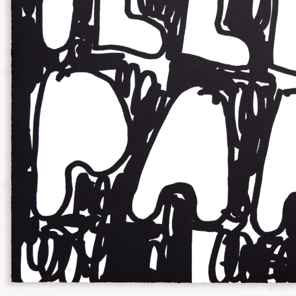 illegal-party-black-stefan-marx-numbered-lithograph