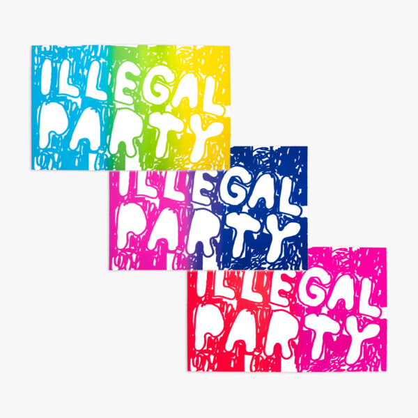 illegal-party-set-editions-lithographs-stefan-marx