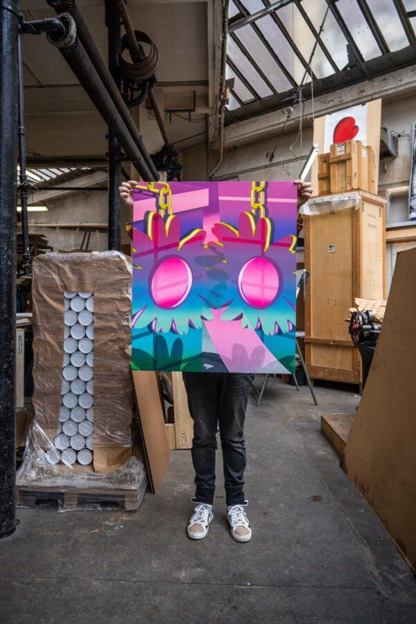 dont-call-me-pink-daisy-amelie-bertrand-lithograph-presentation-printing-house-paris