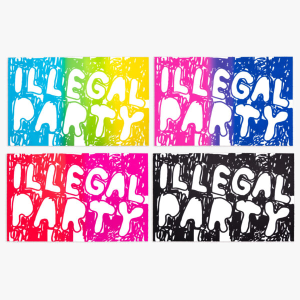 illegal-party-stefan-marx-collection-lithographs
