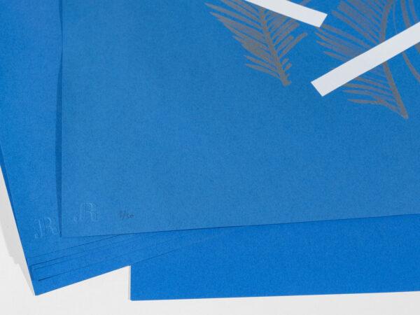 tamanoir-denis-savary-silkscreen-detail-contemporary-artist