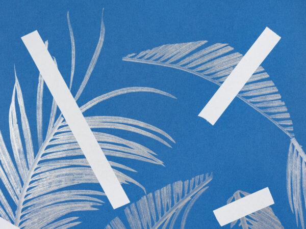 tamanoir-denis-savary-silkscreen-leaf-detail-contemporary-artist